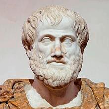 Imagen de apoyo de  Artículo Ref: 103 - Ciencias: Aristóteles y la ciencia ficción.