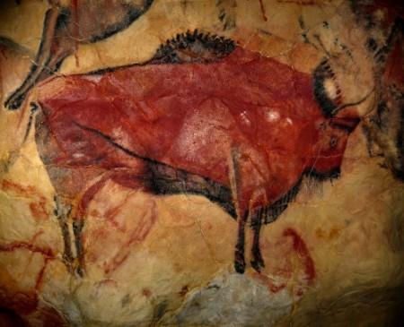 Imagen de apoyo de  Artículo Ref: 125 - Arte: El curioso descubrimiento de La cueva de Altamira.