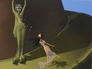 Imagen de apoyo de  Artículo Ref: 108 - Arte: Destino: la obra de arte animada de Disney y Dalí.