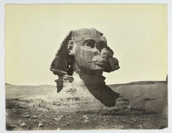 Imagen de apoyo de  Artículo Ref: 126 - Arte: ¿Dónde está la nariz de la esfinge de Guiza?